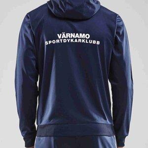 Overallsjacka Craft PRO Control hood junior, Värnamo Sportdykare