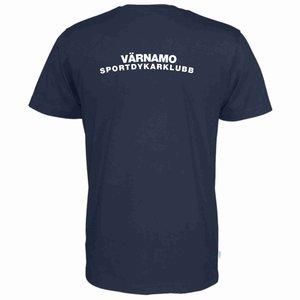 T-shirt Värnamo Sportdykare, bomull, miljöcertifierad LEDARE