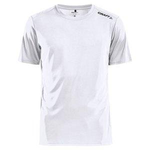 T-shirt Craft Rush SS, herr, vit