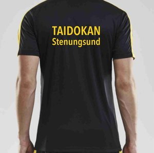 T-shirt Stenungsund Taidokan, funktion, herr & dam