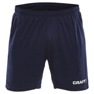 Shorts Craft Progress Practice, herr & dam, marinblå