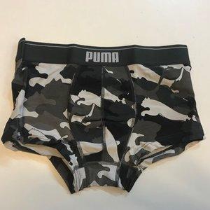 Boxerkalsong Puma, 1-pack, kamoflage grå