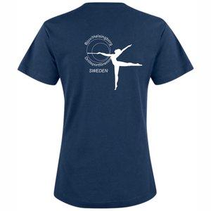 T-shirt Premium Fashion, Bjuv/Helsingborg Drill, dam