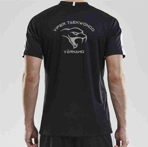 T-shirt Craft Viper Taekwondo, funktion, herr & dam