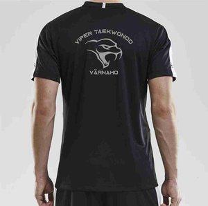 T-shirt Craft Viper Taekwondo, funktion, junior