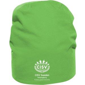 Mössa Saco  CISV Helsingborg, grön