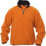 Fleecetröja New Wave Fenton, orange
