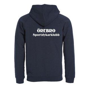 Hoody Classic  Örebro Sportdykarklubb