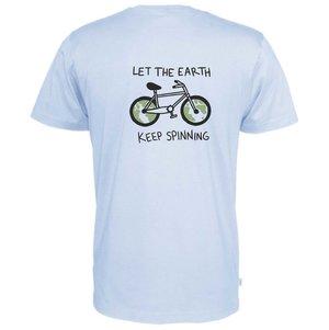 T-shirt CISV Helsingborg Let the Earth Keep Spinning 2020