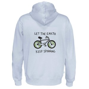 Hoody CISV Helsingborg Let the Earth Keep Spinning 2020