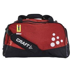 Väska Craft Shotokan Center, large, röd