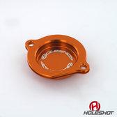 Lock till oljefilter SXF 250 05-12, EXC-F 250 07-13, Orange