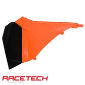 Sidokåpa Vänster KTM SX/SXF, 11-12, EXC 12-> Orange/Svart