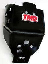 TM Design Hasplåt Enduro RMZ450 10-15, Svart