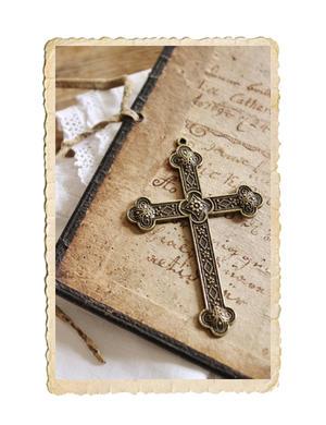 Mässing kors