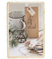 5 st God Jul papperspåsar