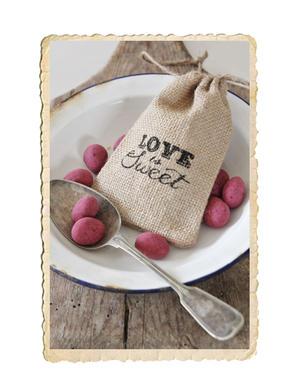 Love is sweet påse