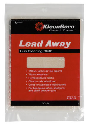 Lead Away® Gun Cloth