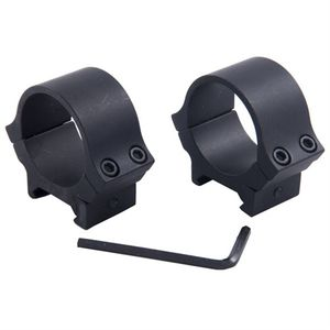 Sport Utility Rings - Medium Black Matte Finish