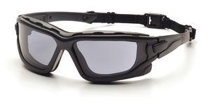 I-Force - Black Frame - Gray, Anti-fog lens