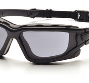 I-Force - Black Frame - Gray, Anti-fog lens