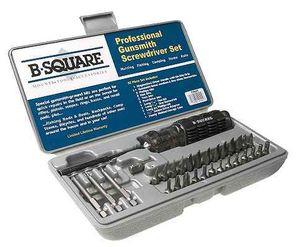 Pro Gunsmith Screwdriver Set