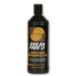 Break-Free SMX - 4 fl oz (120 ml) squeeze bottle