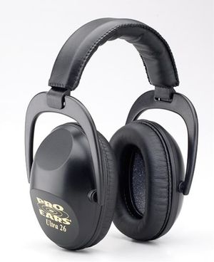 Pro Ears - Ultra Passive Series NRR 26