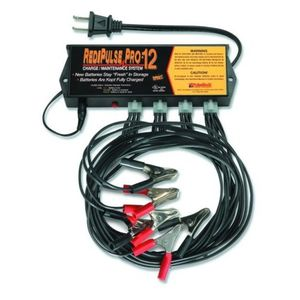 RediPulse Pro 12 Charger/Maintainer System (220V)