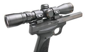 Browning Buckmark .22 Universal