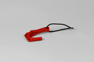 Creel Hook, 6 mm Shock Cord