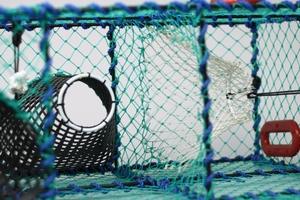 Prawn Creel, Parlour, Thin Netting/Frame