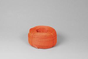 Polyethylene, Orange, 4 mm, 220 m