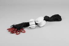 Crayfish String, Sinking Line, 6 Hooks