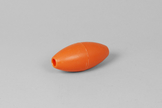 Gill Net Float, Plastic, Orange