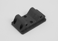 NorthLift - Twin Mount Bracket, Small, Black