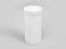 Bait Box, cylinder shaped