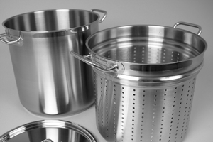 Stainless Steel Pot, 21 Liter, Insert