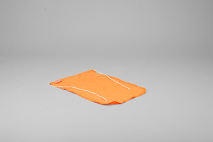 Flag, 35x50 cm, Orange