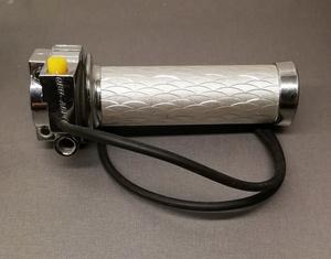 Gashandtag Silver