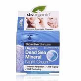 Night Cream - Organic Dead Sea Mineral