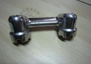 Handle bar holder alloy