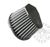 Airfilter Power filter carbon look