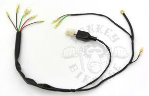 Wiring loom 6v Z50A K3-K6