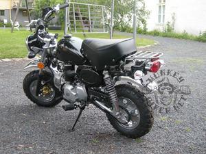 Replica Monkeybike 125cc Black
