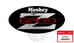 Monkey Z50J6 2005 dekal sidokåpa