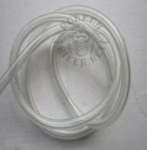 Gas hose clear