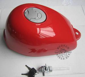 Tank Monkey J2 new style röd