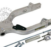 Alloy Swing arm G'Craft-style +4cm