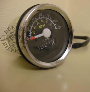 Speedometer Monkey 120kp/h